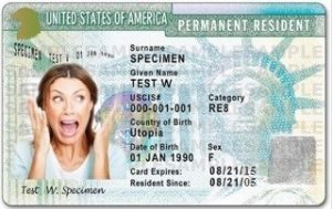 green Card Using my Special Spell